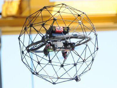 Flyability Elios Drone