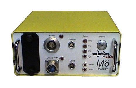 Lizard M8 ACFM Flaw Detectors