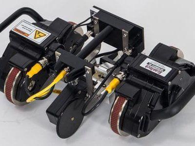 Motorized Ultrasonic Thickness Scanners