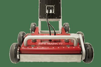 Mark IV Tank Floor Scanner - tank floor scanner for rent - NDT Equipment For Rent