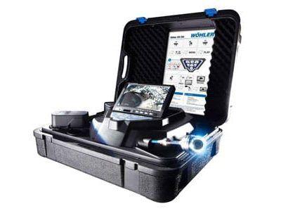 Wohler VIS 350 NDT equipment for rent nondestructive testing