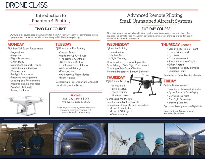 drone parrot mini quadcopter