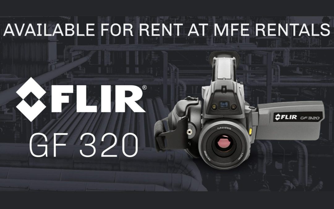 Rent the FLIR GF320 Infrared Camera