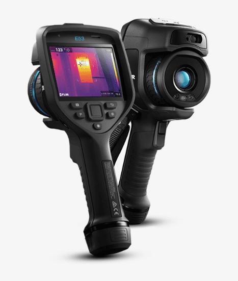 FLIR E53 Thermal Camera MFE Rentals NDT Equipment For Sale