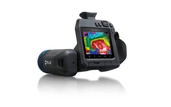FLIR GF77 Methane Inspection for sale and for rent angle view