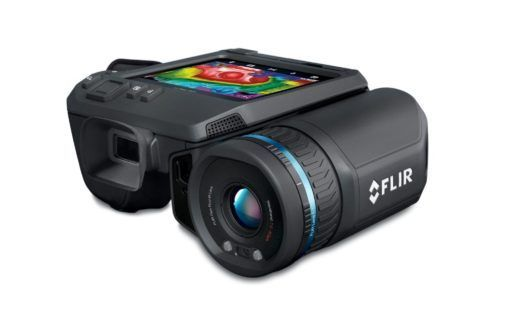 FLIR GF77 Methane Inspection for sale and for rent front laid down