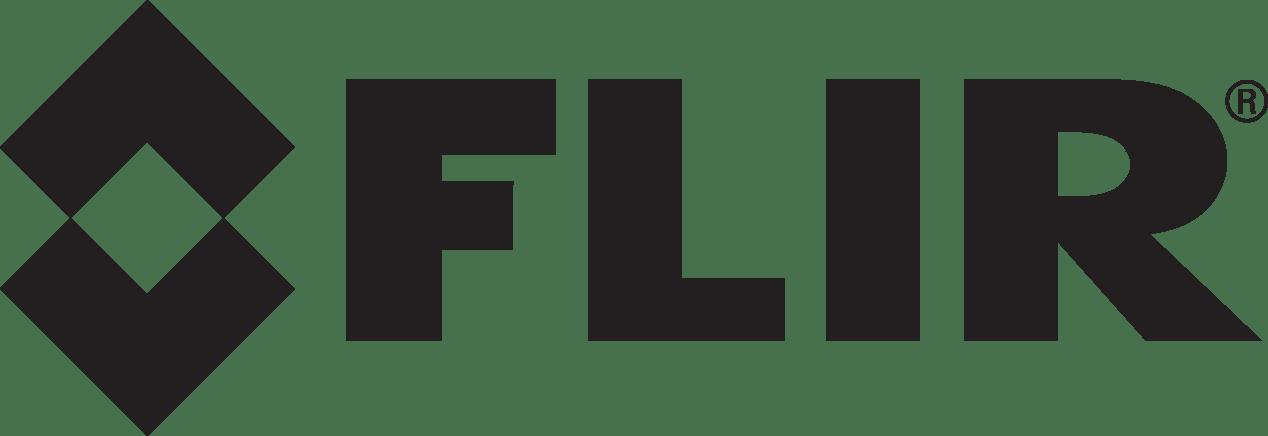 FLIR Logo Black
