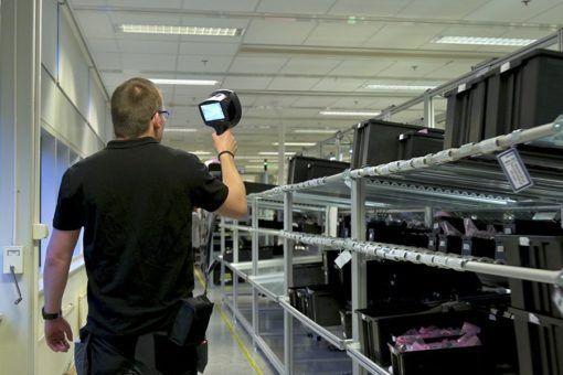 FLIR SI124 Acoustic Imaging Inspection