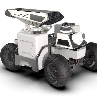 Disinfectant Robot, Virus Prevention Robot