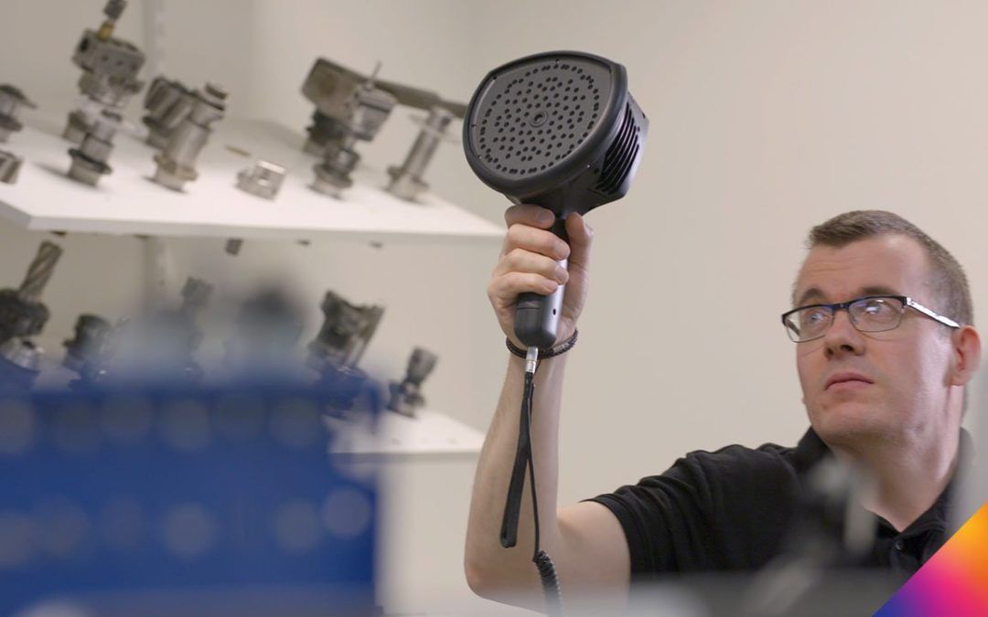 Using the FLIR Si124 Acoustic Imaging Camera to Visualize Sound