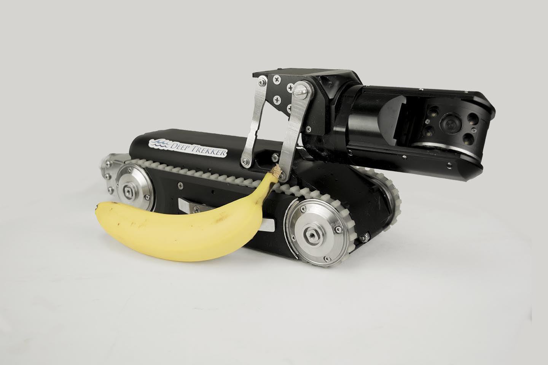 DT320 Mini Pipe Crawler