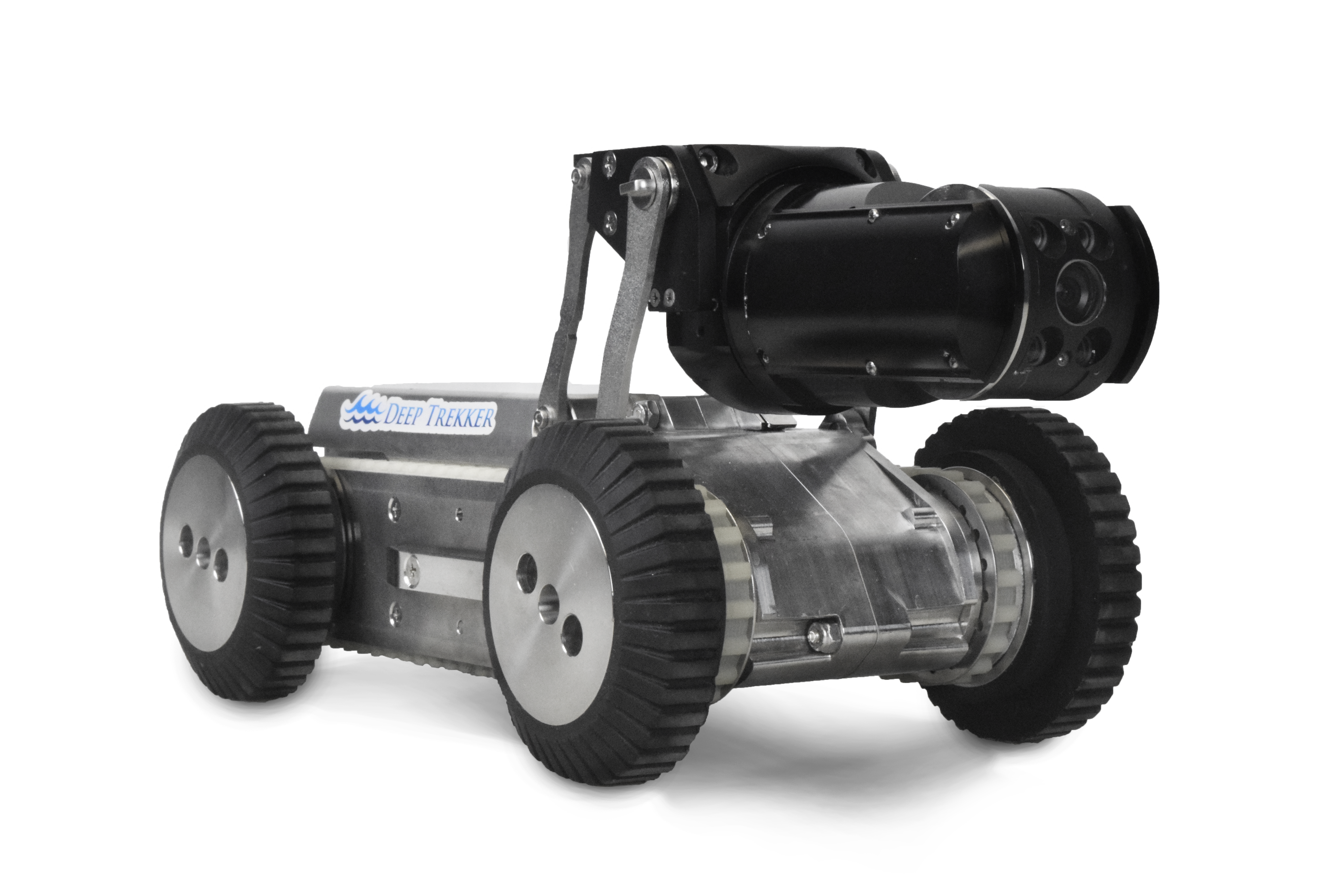 DT320 Mini Pipe Crawler With Camera up