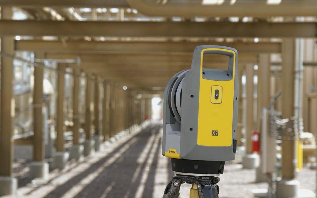 Trimble X7 3D Laser Scanning System