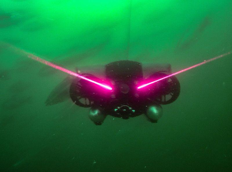 Drone Underwater