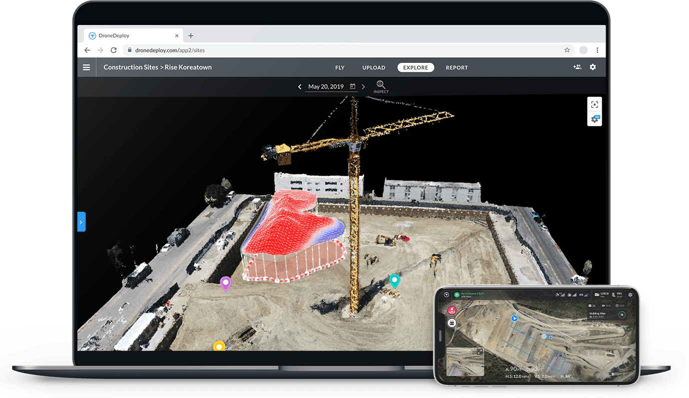 DroneDeploy Data Analysis