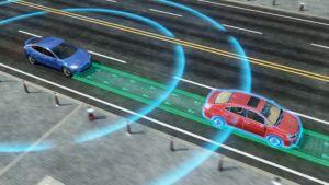 Autonomous LIDAR sensors