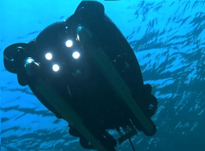 """Deep Trekker Revolution Featured on: Greatest Mysteries – """"Shipwrecked WWII Gold in Lost Submarine"""""""